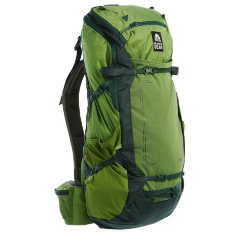 Granite Gear Lutsen 35L Backpack - Internal Frame in Moss/Boreal