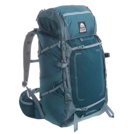 Granite Gear Lutsen 55L Backpack - Internal Frame in Basalt/Rodin - Closeouts