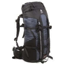 Granite Gear Meridian Vapor Backpack - 52L in Black/Indigo - Closeouts