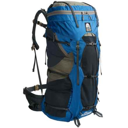 Granite Gear Nimbus Access 60 Backpack in Blue/Moonmist - Closeouts