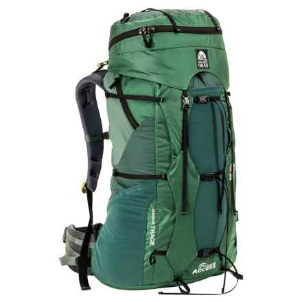 Granite Gear Nimbus Access 60 Backpack in Fern/Boreal/Black - Closeouts