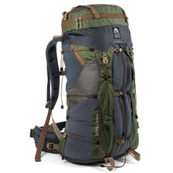 Granite Gear Nimbus Trace 62 Backpack - Regular in Cactus/Moonmist