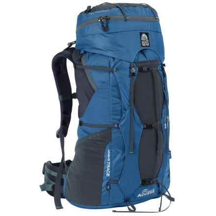Granite Gear Nimbus Trace Access 60 Backpack - Internal Frame (For Women) in Blue/Moonmist - Closeouts