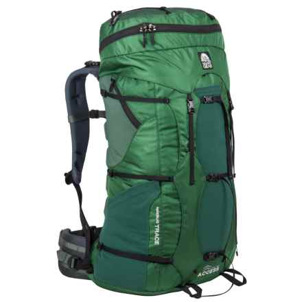 Granite Gear Nimbus Trace Access 70 Backpack (For Women) in Fern/Boreal/Black/ Dark Slate - Closeouts