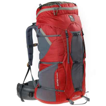 Granite Gear Nimbus Trace Access 70 Backpack (For Women) in Red/Moonmist - Closeouts