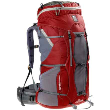Granite Gear Nimbus Trace Access 70 Backpack in Red/Moonmist - Closeouts