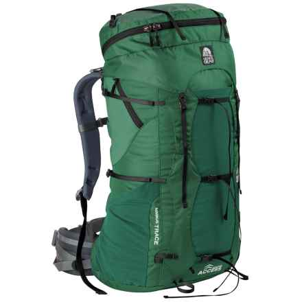 Granite Gear Nimbus Trace Access 85 Backpack in Fern/Boreal/Black - Closeouts