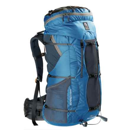 Granite Gear Nimbus Trace Access 85 Backpack - Internal Frame (For Women) in Blue/Moonmist - Closeouts