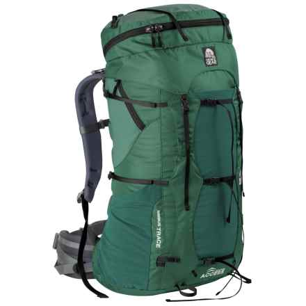 Granite Gear Nimbus Trace Access 85 Backpack - Internal Frame (For Women) in Fern/Boreal/Black - Closeouts