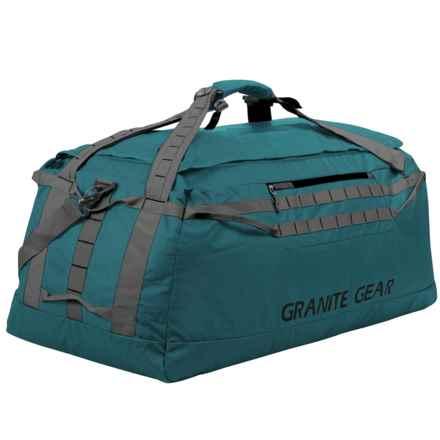 """Granite Gear Packable Duffel - 36"""" in Basalt/Flint - Closeouts"""
