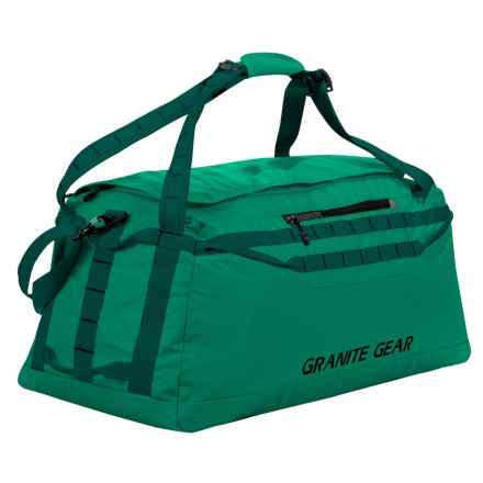 "Granite Gear Packable Duffel Bag - 30"" in Fern/Boreal - Closeouts"