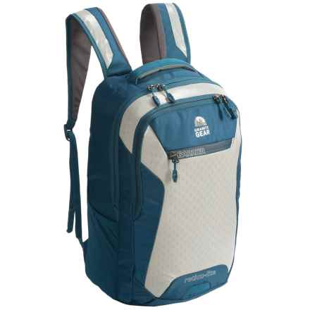 Granite Gear Reticu-Lite 29.5L Backpack in Basalt/Chromium - Closeouts