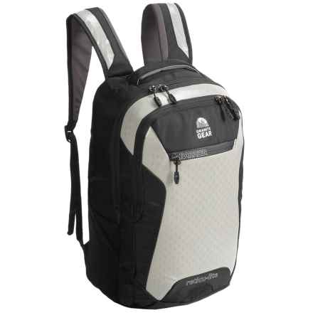 Granite Gear Reticu-Lite 29.5L Backpack in Black/Flint - Closeouts