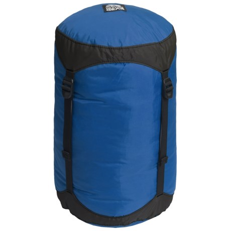 Granite Gear Round Rock Compression Stuff Sack - 22L in Blue/Black