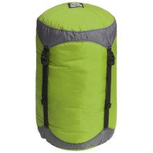 Granite Gear Round Rock Compression Stuff Sack - 22L in Lime/Grey - Closeouts
