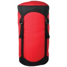 Granite Gear Round Rock Compression Stuff Sack - 22L in Red/Grey - Closeouts