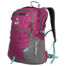 Granite Gear Sawtooth Backpack in Verbena/Flint/Stratos - Closeouts