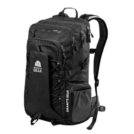 Granite Gear Sonju Backpack in Black/Chromium - Closeouts
