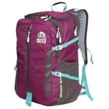 Granite Gear Splitrock Backpack in Verbena/Flint/Stratos - Closeouts