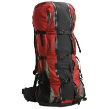 Granite Gear Stratus Latitude 4800 Backpack in Ribbon Red - Closeouts