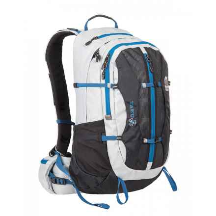 Granite Gear Taku 24L Backpack in Chromium/Black/Bleumine - Closeouts