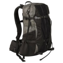 Granite Gear Vapor Day Backpack - 32L in Black/Moonmist - Closeouts