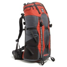Granite Gear Vapor Flash Backpack - 52.5L in Tiger/Slate - Closeouts