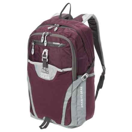 Granite Gear Voyageurs 29L Backpack in Gooseberry/Chromium/Flint - Closeouts