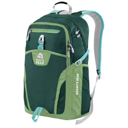 Granite Gear Voyageurs Backpack in Boreal Green/Moss/Stratos - Closeouts