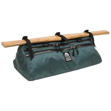 Granite Gear Wedge Thwart Bag - Large in Smoke Blue - Closeouts