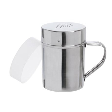Grant Howard Stainless Steel Stovetop Pepper Shaker in Stainless Steel