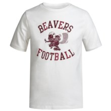 Graphic T-Shirt - Short Sleeve (For Boys) in Beavers Football - 2nds