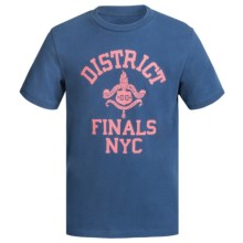 Graphic T-Shirt - Short Sleeve (For Little and Big Boys) in Blue District Finals - 2nds