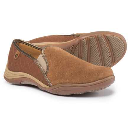 Grasshoppers Clara Moccasins (For Women) in Toffee - Closeouts