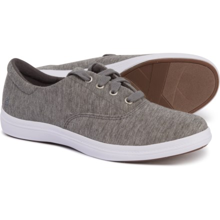 5a3da46b3 Grasshoppers Janey II Jersey Sneakers (For Women) in Charcoal