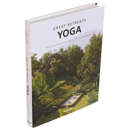 Great Yoga Retreats Book in See Photo - Closeouts