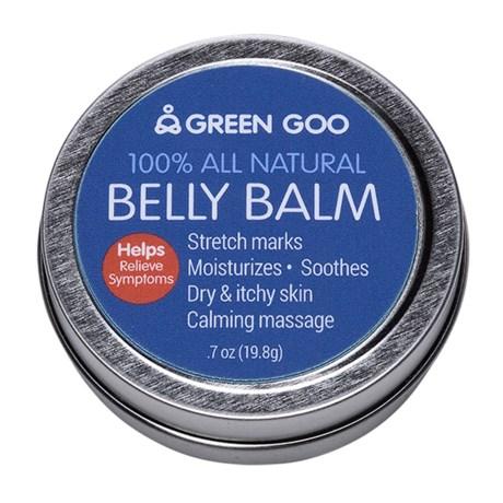 Green Goo Belly Balm Travel Tin - 0.7 oz. in See Photo