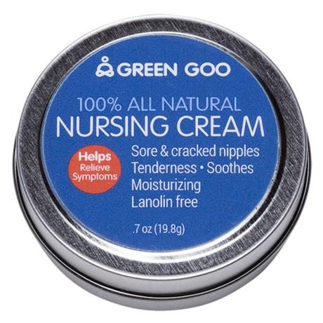 Green Goo Nursing Cream Travel Tin - 0.7 oz. in See Photo