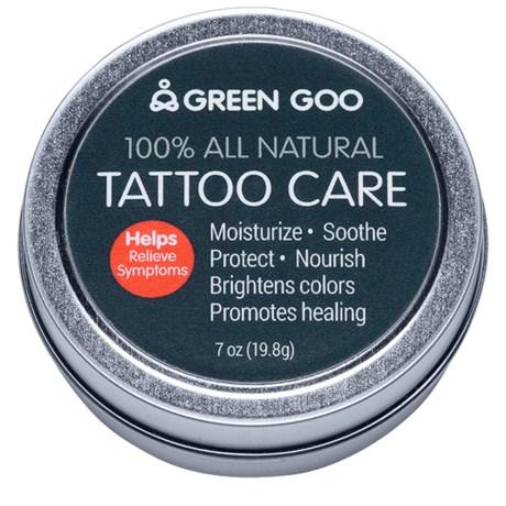 Green Goo Tattoo Care Travel Tin - 0.7 oz. in See Photo