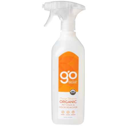 Greenology Organic Orange Blossom Pet Stain and Odor Remover - 26 oz. in Orange Blossom - Closeouts