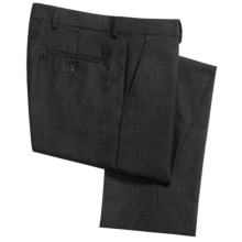 Greg Norman Luxe Collection Dress Pants (For Men) in Black - Closeouts
