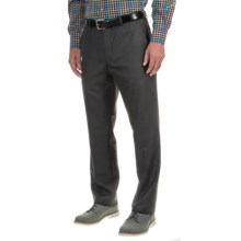 Greg Norman Luxe Collection Dress Pants (For Men) in Charcoal - Closeouts