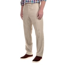 Greg Norman Luxe Collection Dress Pants (For Men) in Sand - Closeouts