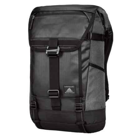 Gregory 28L Avenues I-Street Backpack in Asphalt Black - Closeouts