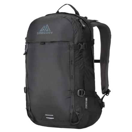 Gregory 28L Matia Backpack - Internal Frame in True Black - Closeouts