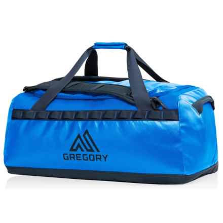 Gregory Alpaca 30L Duffel Bag in Marine Blue - Closeouts