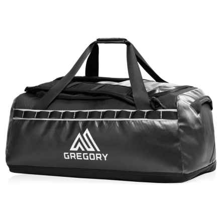 Gregory Alpaca 30L Duffel Bag in True Black - Closeouts