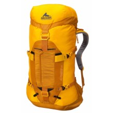 Gregory Alpinisto 35 Backpack in Alpine Gold - Closeouts