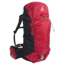 Gregory Amber 34 Backpack - Internal Frame (For Women) in Apple Red - Closeouts