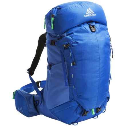 Gregory Amber 44 Backpack - Internal Frame (For Women) in Sky Blue - Closeouts